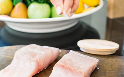 How to freeze barramundi