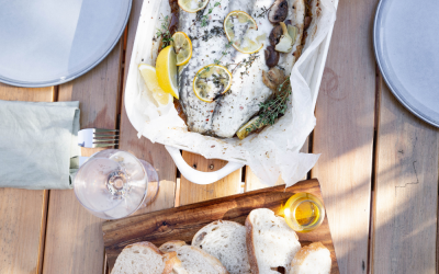 Barramundi for Easter and beyond