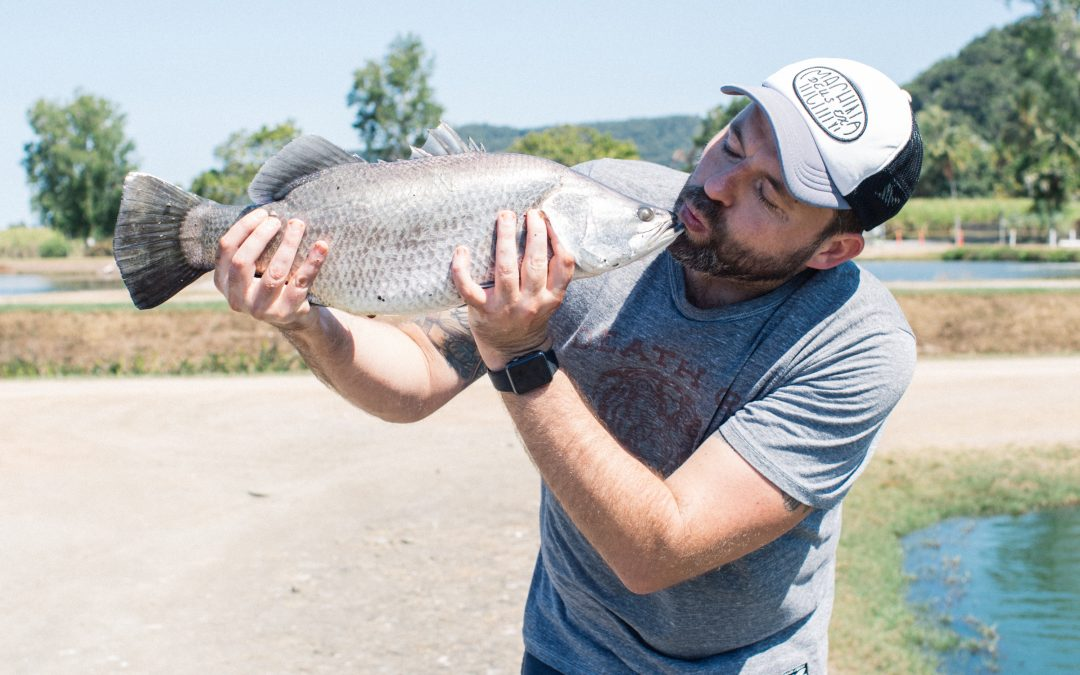 As a barra of fact… fun facts about the nation's favourite fish